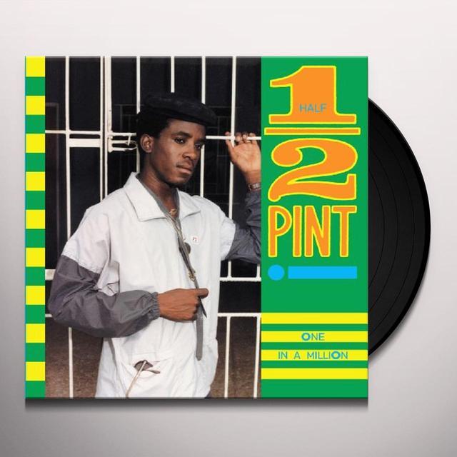 Half Pint ONE IN A MILLION Vinyl Record