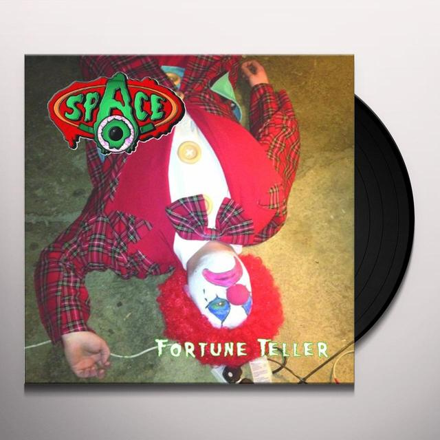 Space FORTUNE TELLER Vinyl Record - UK Import