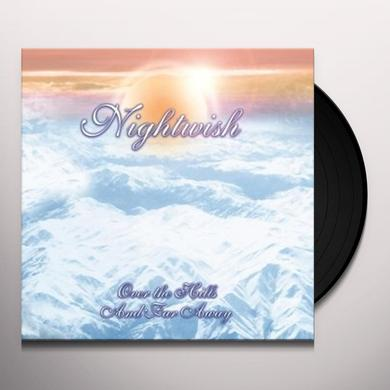 Nightwish OVER THE HIL Vinyl Record - Holland Import