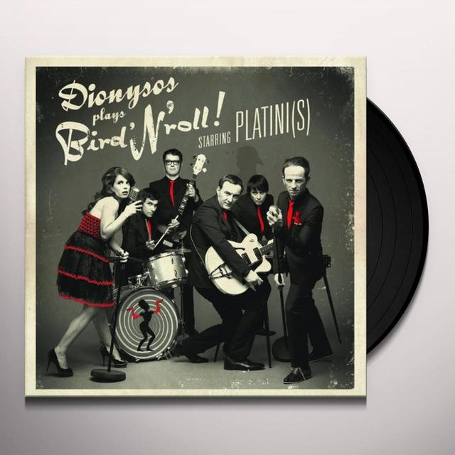 Dionysos PLATINI(S) Vinyl Record