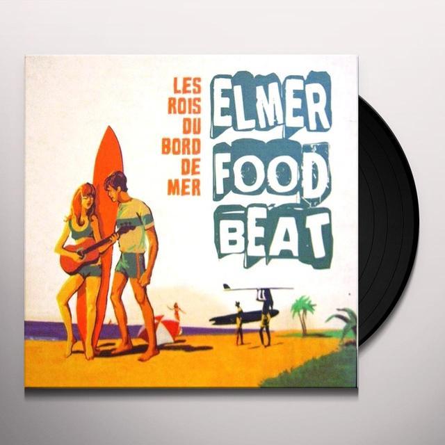 Elmer Food Beat LES ROIS DU BORD DE MER Vinyl Record - Holland Import