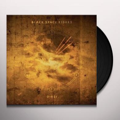 Black Space Riders D:REI Vinyl Record - Holland Import