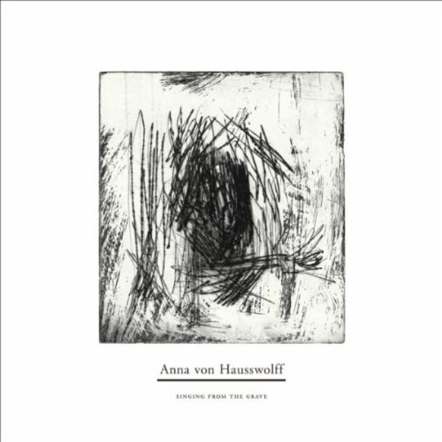 Anna Von Hausswolff SINGING FROM THE GRAVE Vinyl Record - Holland Release