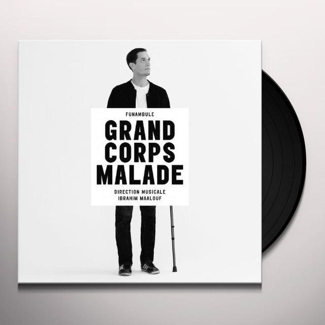 Grand Corps Malade FUNAMBULE (FRA) Vinyl Record