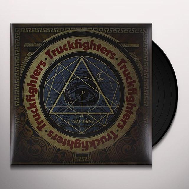 Truckfighters UNIVERSE Vinyl Record - Holland Release