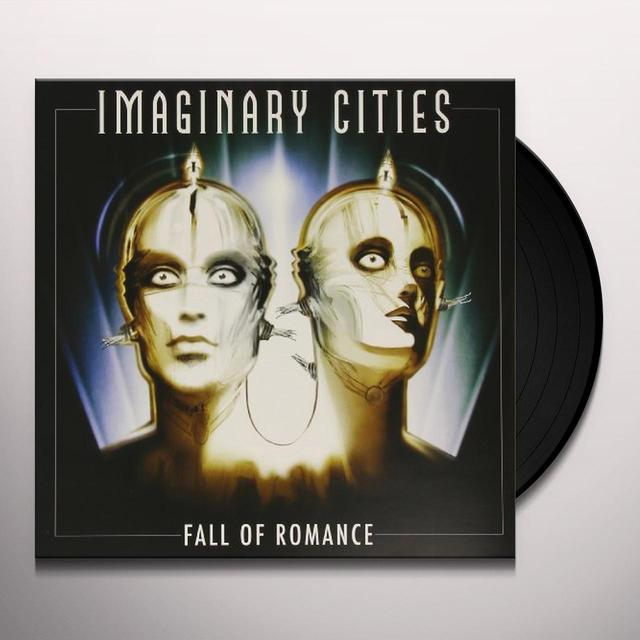 Imaginary Cities FALL OF ROMANCE Vinyl Record