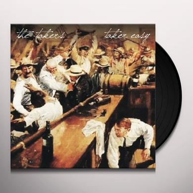 Takers TAKER EASY Vinyl Record