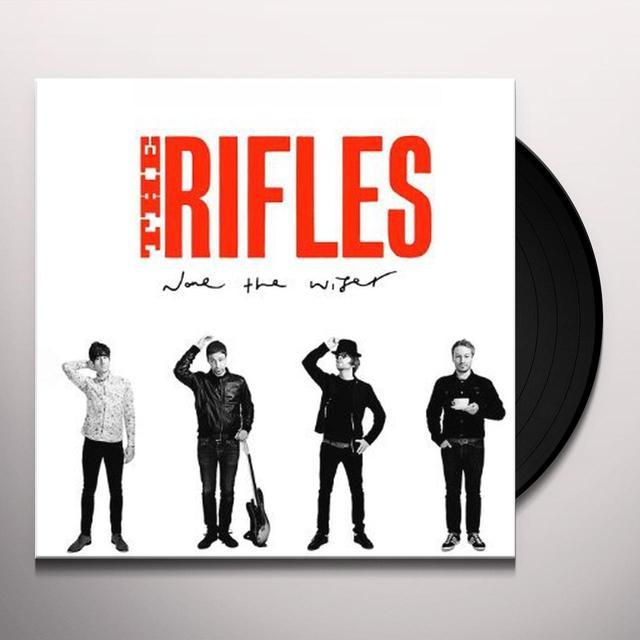 Rifles NONE THE WISER Vinyl Record