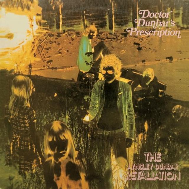 Aynsley Dunbar Retaliation DOCTOR DUNBAR'S PRESCRIPTION Vinyl Record