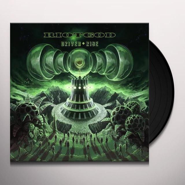 Riotgod DRIVEN RISE (UK) (Vinyl)
