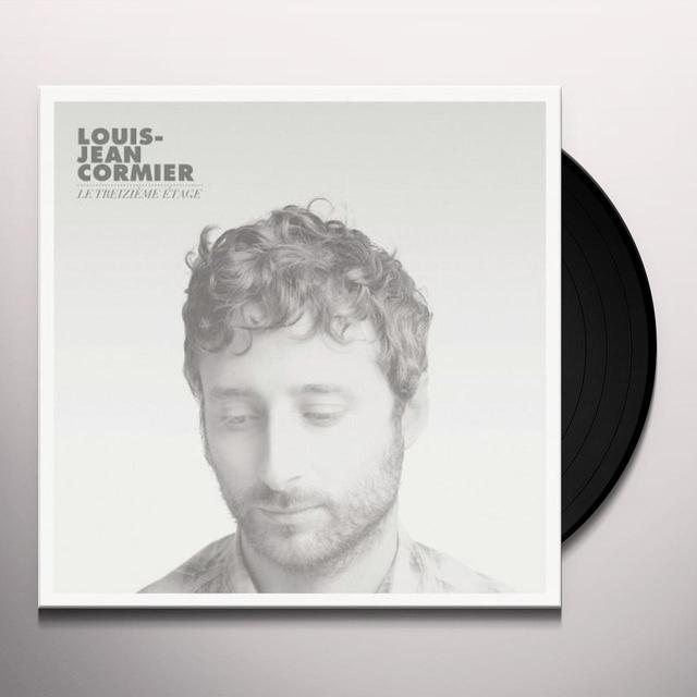 Louis Jean Cormier LE TREIZIEME ETAGE LP (CAN) (Vinyl)