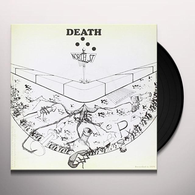 Death NORTH ST. B/W WE'RE GONNA MAKE IT Vinyl Record