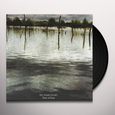 Ed Harcourt TIME OF DUST Vinyl Record - UK Import