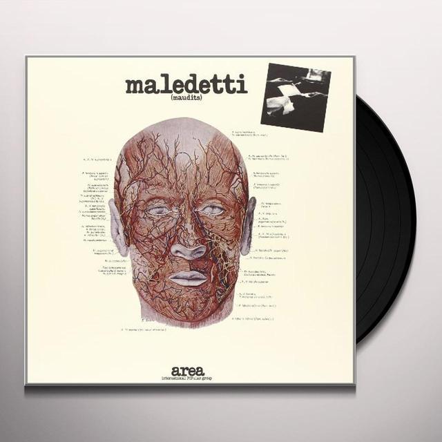 Area MALEDETTI Vinyl Record