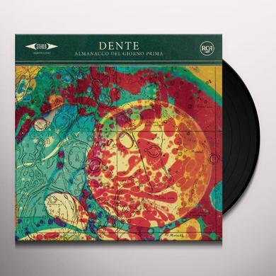 Dente ALMANACCO DEL GIORNO PRIMA Vinyl Record