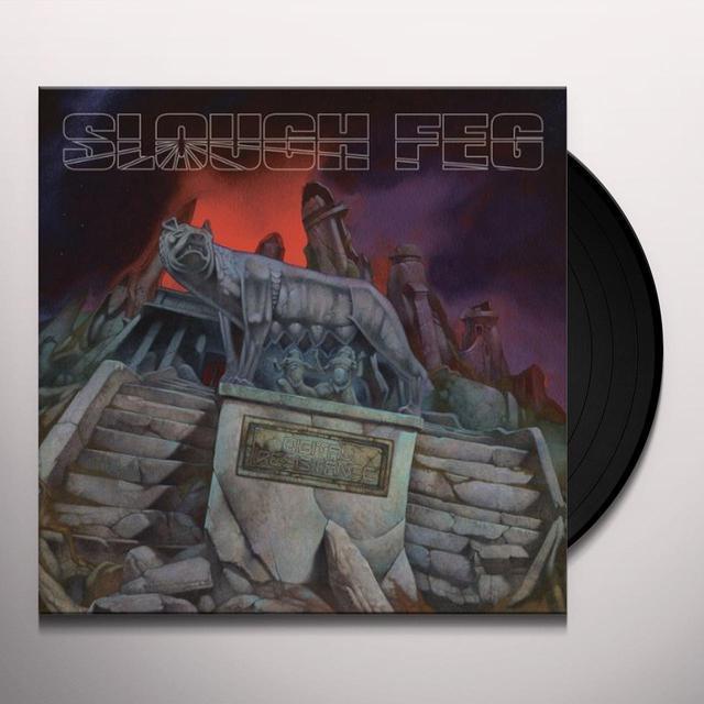 Slough Feg DIGITAL RESISTANCE Vinyl Record