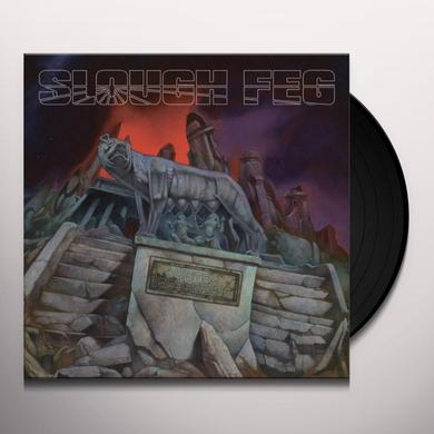Slough Feg DIGITAL RESISTANCE Vinyl Record - UK Import