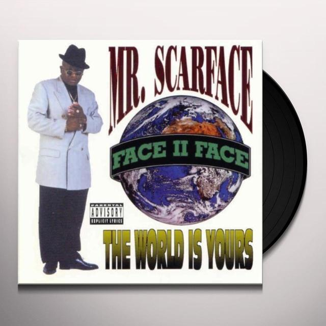 Scarface WORLD IS YOURS Vinyl Record