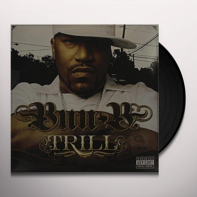 Bun B TRILL Vinyl Record