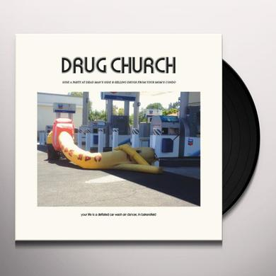 Drug Church PARTY AT DEAD MAN'S B/W SELLING DRUGS FROM YOUR Vinyl Record