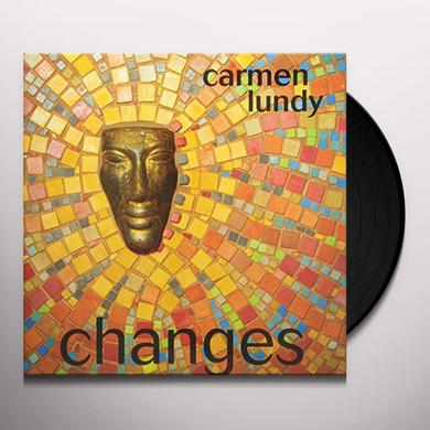 Carmen Lundy CHANGES Vinyl Record