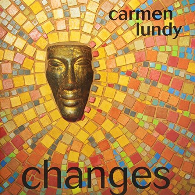 Carmen Lundy CHANGES Vinyl Record