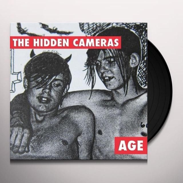 The Hidden Cameras AGE Vinyl Record