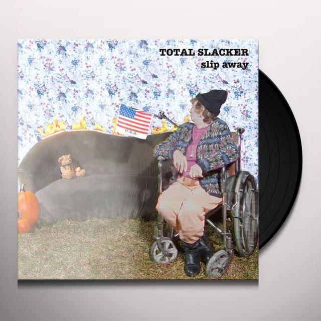 Total Slacker SLIP AWAY Vinyl Record - Digital Download Included