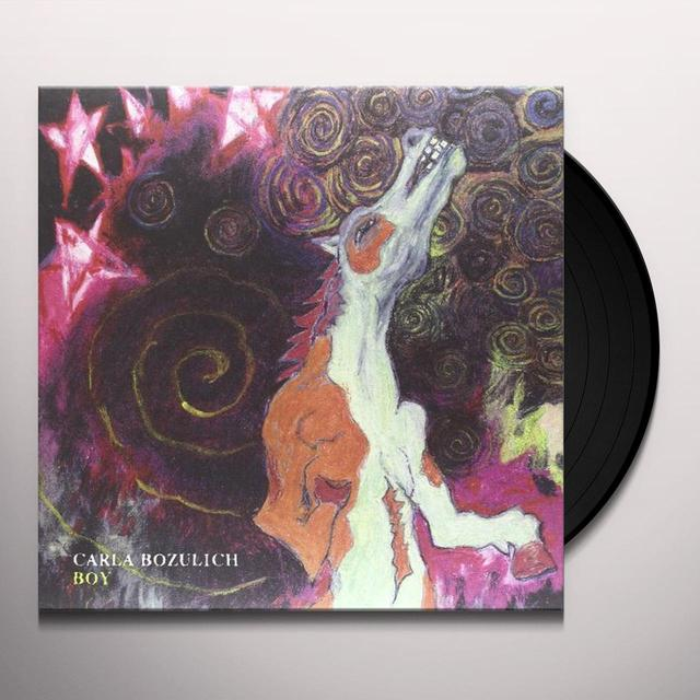 Carla Bozulich BOY Vinyl Record - 180 Gram Pressing, Digital Download Included