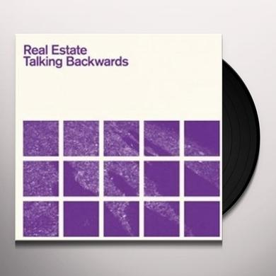 Real Estate TALKING BACKWARDS Vinyl Record