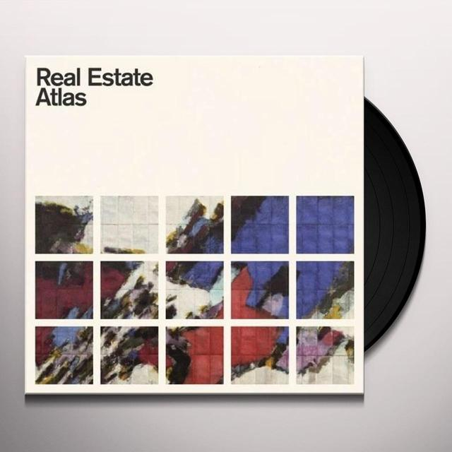 Real Estate ATLAS Vinyl Record - 180 Gram Pressing, Digital Download Included