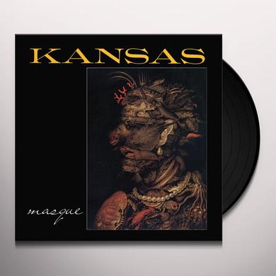 Kansas MASQUE Vinyl Record - Limited Edition, 180 Gram Pressing