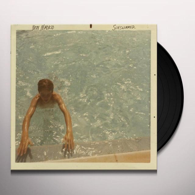 New Madrid SUNSWIMMER Vinyl Record