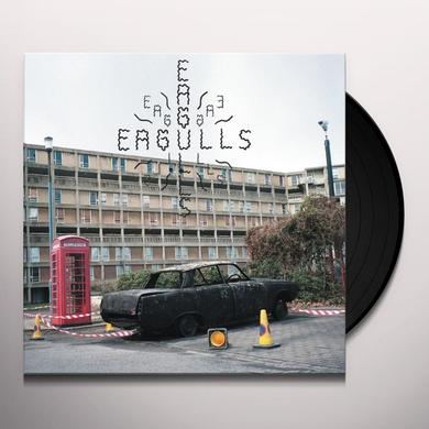 EAGULLS Vinyl Record - Digital Download Included
