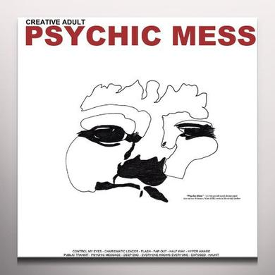 Creative Adult PSYCHIC MESS Vinyl Record - Colored Vinyl, Digital Download Included