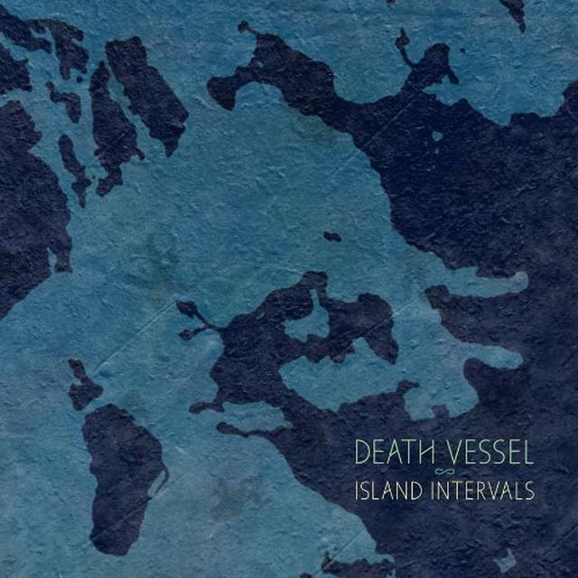 Death Vessel ISLAND INTERVALS Vinyl Record - Digital Download Included