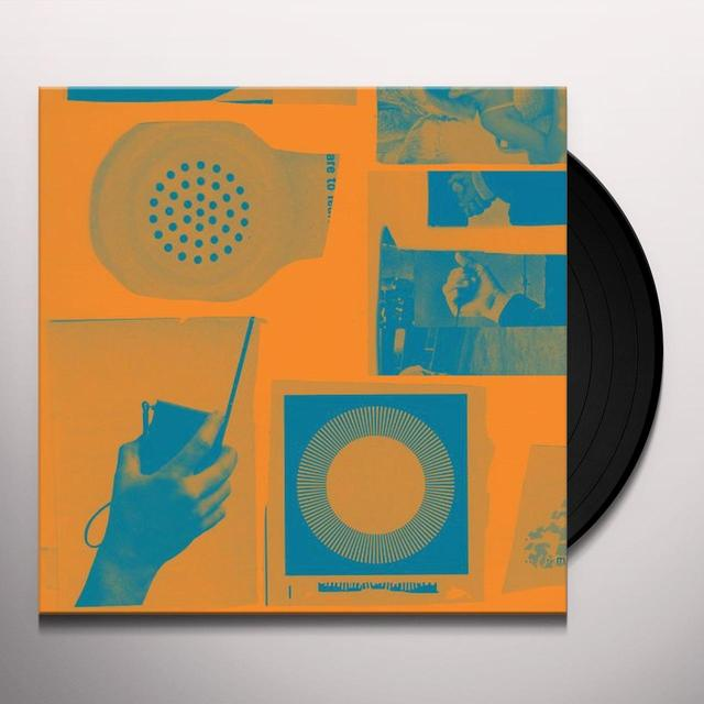 The Notwist CLOSE TO THE GLASS Vinyl Record - Digital Download Included