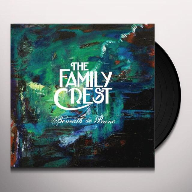 Family Crest BENEATH THE BRINE Vinyl Record - Digital Download Included