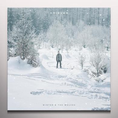 Grieves WINTERS & THE WOLVES Vinyl Record - Colored Vinyl, Digital Download Included