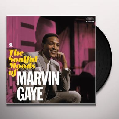 SOULFUL MOODS OF MARVIN GAYE Vinyl Record - Spain Import