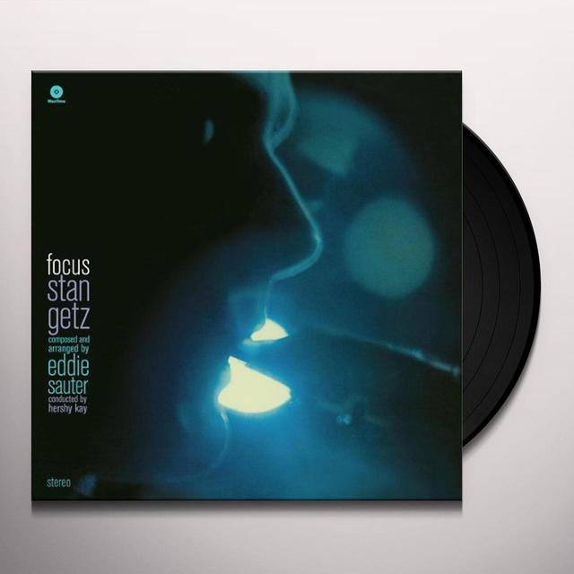Stan Getz FOCUS Vinyl Record - Spain Import