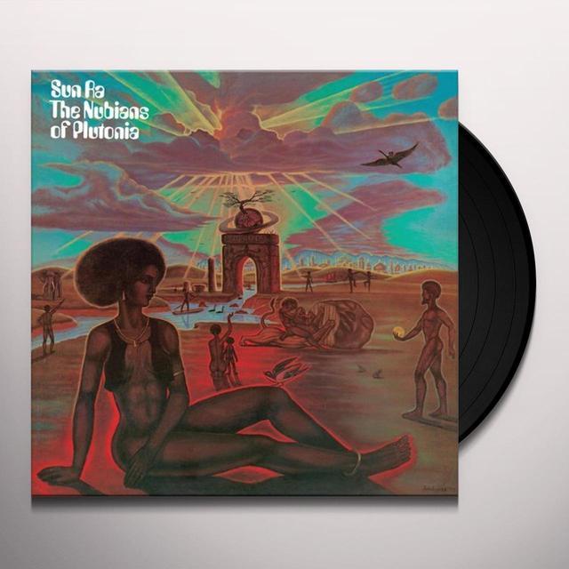NUBIANS OF PLUTONIA Vinyl Record - Spain Import