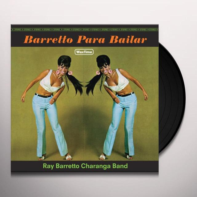 Ray (Charanga Band) Barretto BARRETTO PARA BAILAR Vinyl Record