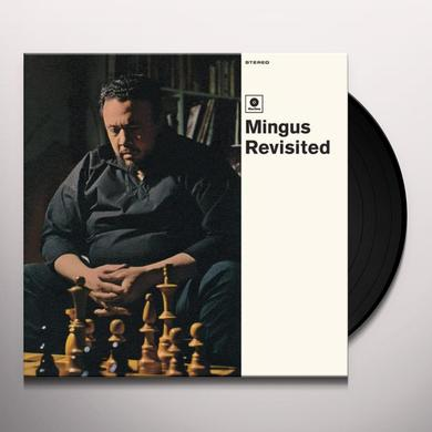 Charles Mingus MINGUS REVISITED Vinyl Record - Spain Release
