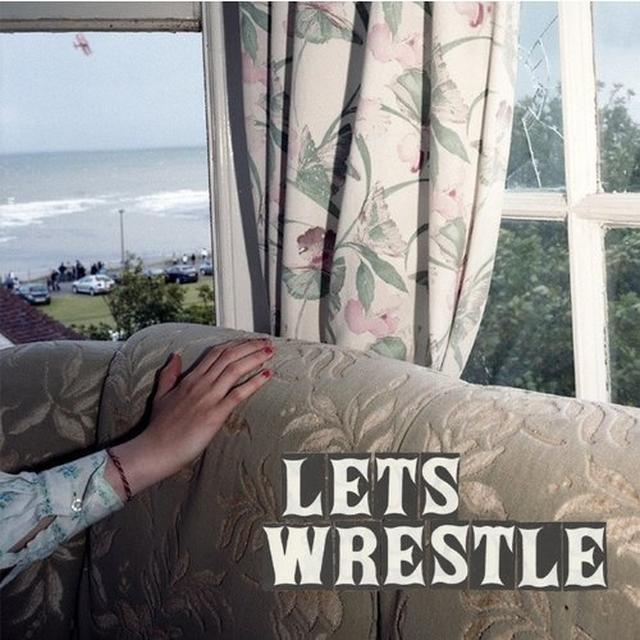 LET'S WRESTLE Vinyl Record