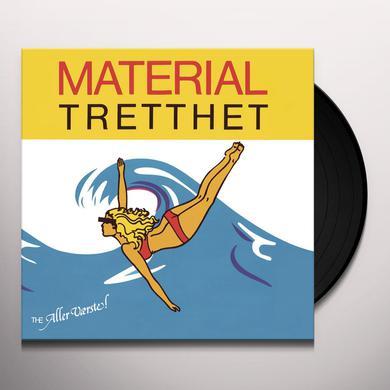 Aller Vaerste MATERIALTRETTHET Vinyl Record