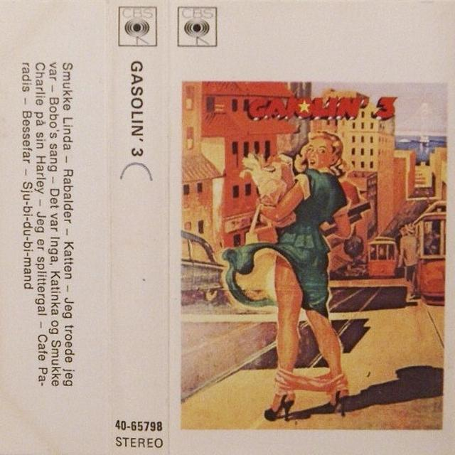 GASOLIN 3 Vinyl Record - Holland Import
