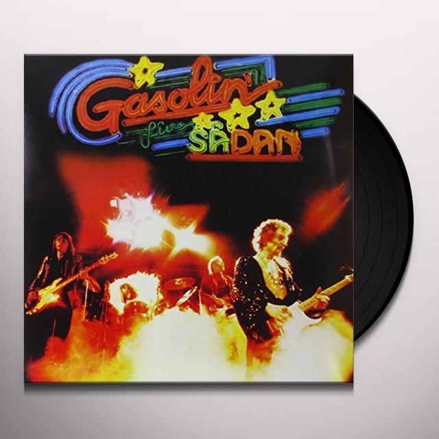 GASOLIN LIVE SADAN (HOL) (Vinyl)