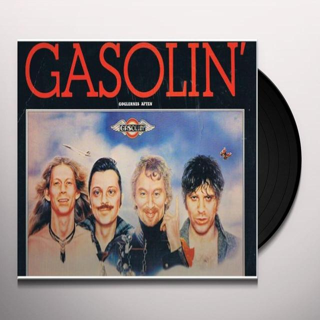 Gasolin' LIVE I SKANDINAVIEN Vinyl Record - Holland Import
