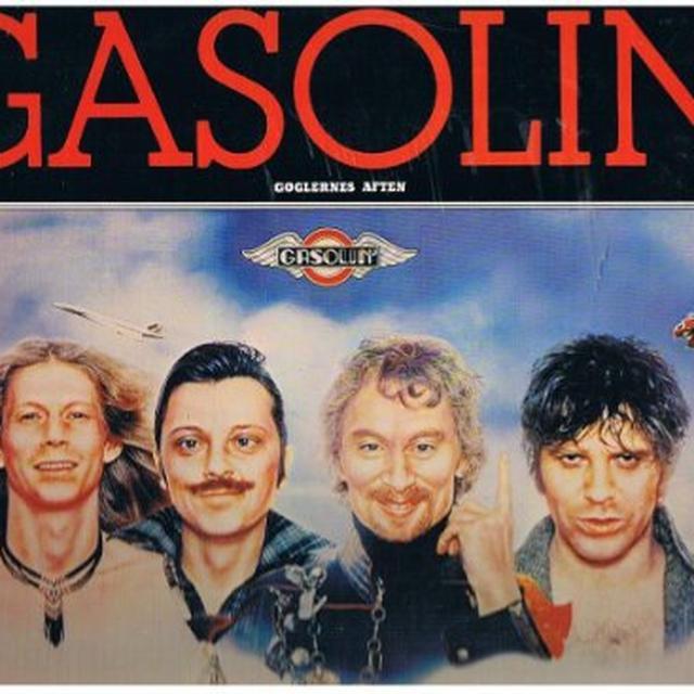 Gasolin' LIVE I SKANDINAVIEN Vinyl Record